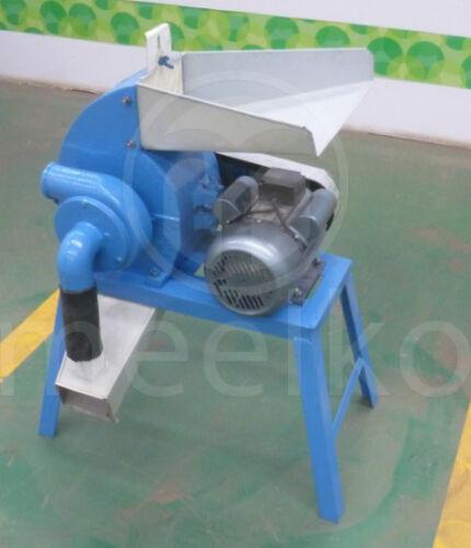 COMBO mini line home PELLET MILL 3HP 120mm Hammer MILL 2hp 1 PHASE 220V or 110v