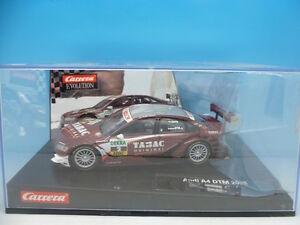 Carrera 27357 Evolution A4 Dtm 2008, neuve en boîte