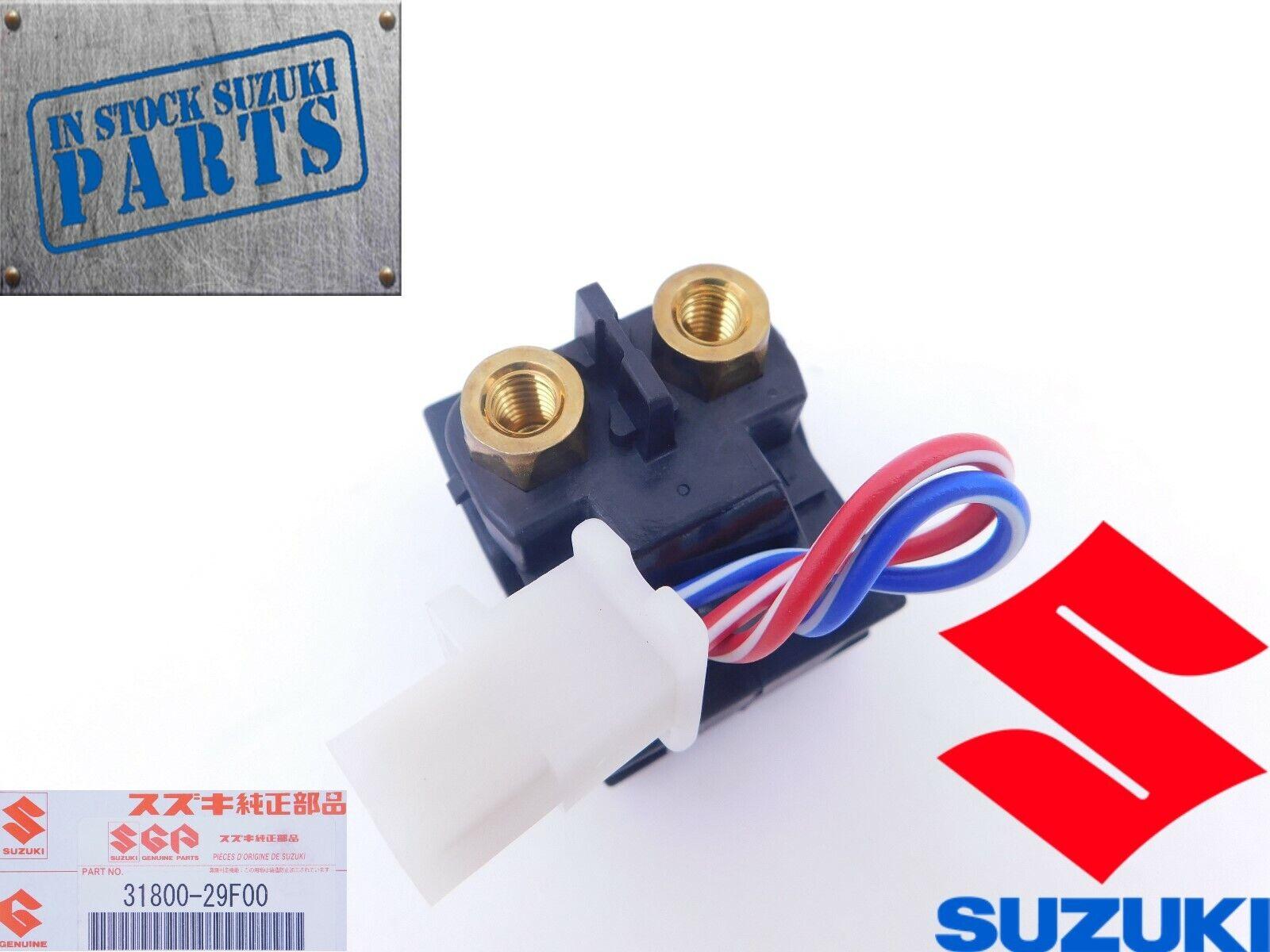 400S 2000-19 400SM 2005-2019 Starter Relay Fits Suzuki DRZ 400 400E 2000-07