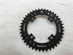 Snap-BMX-Products-S4-104mm-4-bolt-Chainring-41t-Black
