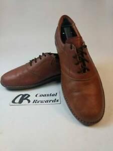 rockport mens casual shoes vibram brown moreflex leather