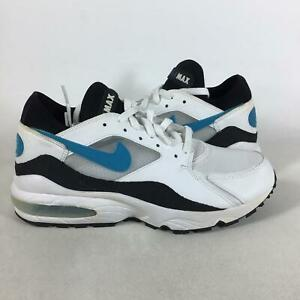 Details about 2005 Rare SAMPLE Nike Air Max 93, Laser Blue, Size 9, 313095141, SHOES 191