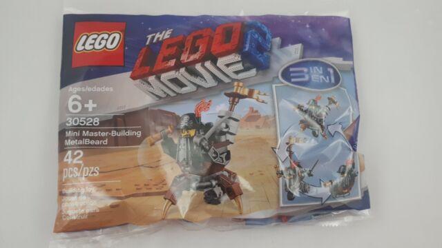 LEGO 30528 - Mini Master-Building MetalBeard Polybag Brand New/ Sealed