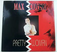 Max Coveri Pretty Woman 12 Inch Vinyl 1990 Radiorama Productions Hi Nrg NM / EX