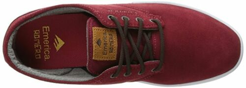 EMERICA MENS THE REMERO LACED SKATE SHOES 6102000089//602