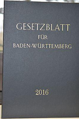Ein Kunststoffkoffer Ist FüR Die Sichere Lagerung Kompartimentiert Buchhülle Bücher Neu Einbanddecke Einbanddeckel Gesetzblatt Für Baden Württemberg 2016 Leinenopt