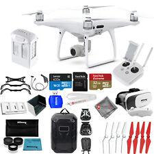 DJI Phantom 4 Pro Quadcopter! NEW MODEL! MEGA Everything You Need Accessory Kit!