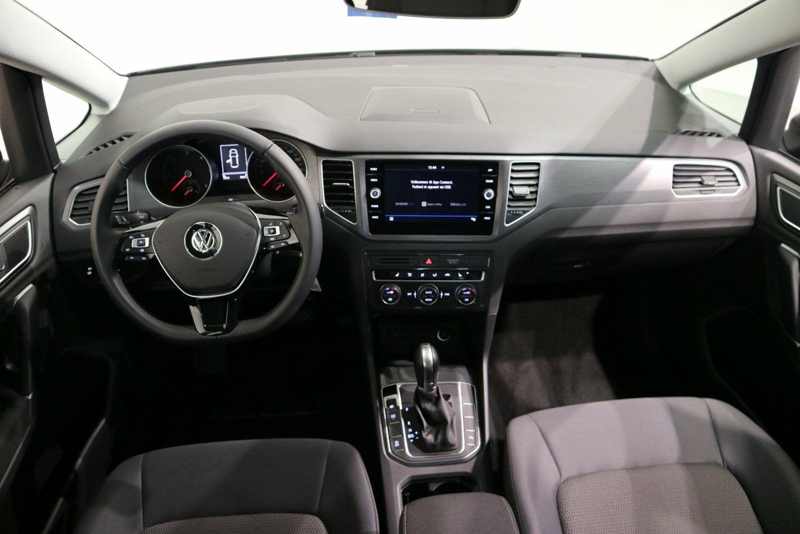 VW Golf Sportsvan 1,6 TDi 115 Comfortline DSG - billede 5