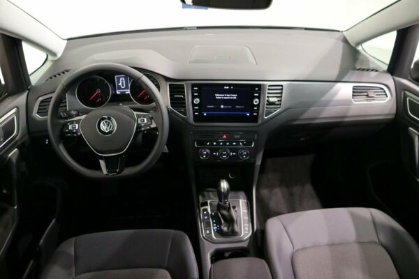 VW Golf Sportsvan 1,6 TDi 115 Comfortline DSG billede 5