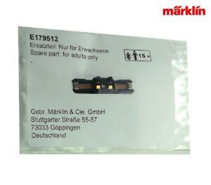 Maerklin-E179512-Schleifer-mit-Isolierung-NEU-in-OVP