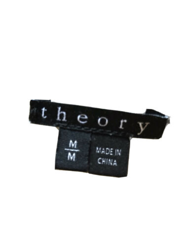 Theory Sewing Clothing Tag  Replacement Fabric Lab