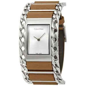 Calvin-Klein-Impeccable-Silver-Dial-Ladies-Watch-K4R231X6