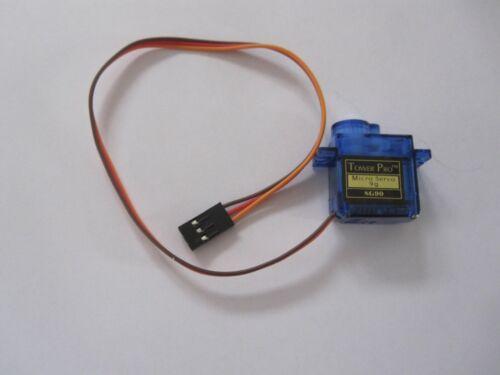 Micro RC Mini Servo sg90 9 G pour les avions petits modèles fonction Modèles