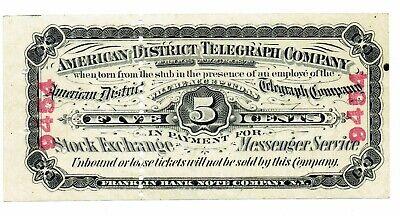 American Telephone & Telegraph Company Stock Certificate