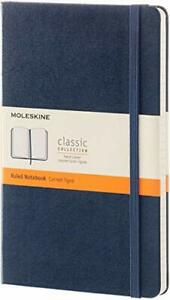 Moleskine-Carnet-de-Notes-Classique-Papier-a-Grand-Format-Bleu-Saphir