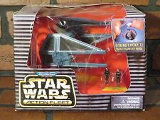 Star Wars Action Fleet MICRO MACHINES The Interceptor NEW 1996
