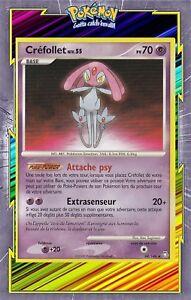 Crefollet-DP6-Eveil-des-Legendes-34-146-Carte-Pokemon-Neuve-Francaise