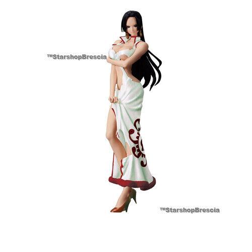 Glitter /& Glamours Boa Hancock Special White Pvc Figure Banpresto ONE PIECE