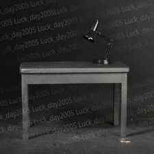 Toy Model Move Diorama Woodern Table & LED Lamp for the HOT TOYS Joker 1/6