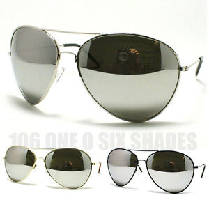 Aviator Mirror Sunglasses Vlna