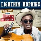 Mojo Hand Blues in My Bottle 2 Bonus Tracks Lightnin' Hopkins Audio CD