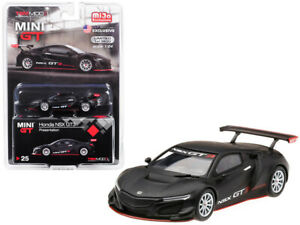 Honda-NSX-GT3-Limited-Edition-1-64-Model-True-Scale-Miniatures-MGT00025