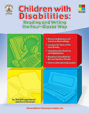 Children with Disabilities Reading and Writing the FourBlocks Way