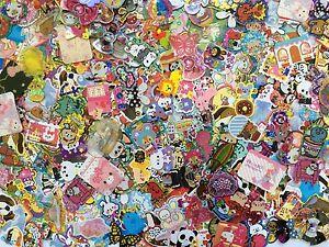 Kawaii Sticker Flakes/Seal Flakes Grab Bag (25 Pcs, 50 Pcs, 75, Pcs, 100 Pcs) by Ebay Seller