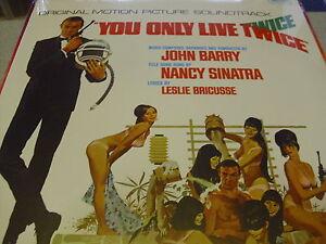 OST-You-Only-Live-Twice-LP-Vinyl-007-James-Bond-Neu-amp-OVP