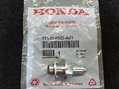 New Genuine Honda Pcv Valve With Washer 17130 Pnd A01 Ebay