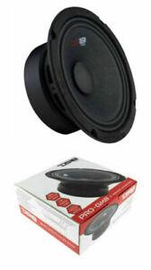 "DS18 PRO-GM8 8"" Inch Mid Range Loudspeaker 580W Watts Max Power 8 Ohm Midbass"