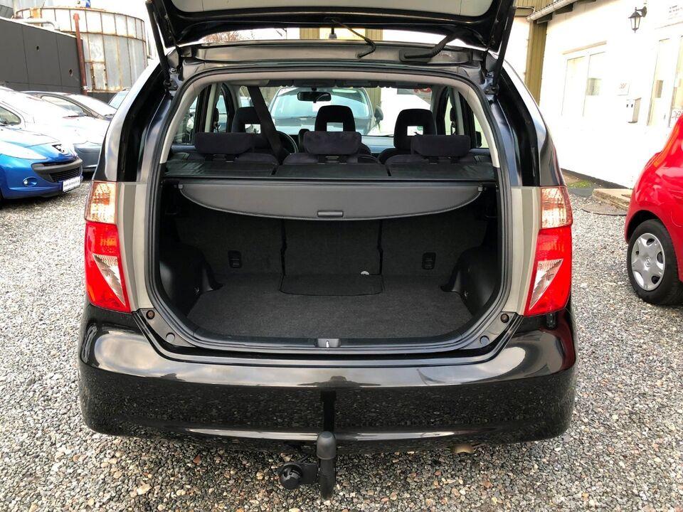 Honda FR-V 1,8 Comfort Benzin modelår 2008 km 168000