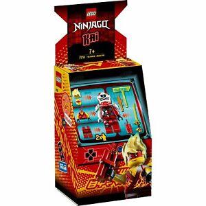 LEGO-NINJAGO-71714-Avatar-Kai-Arcade-Kapsel-NEU-amp-OVP