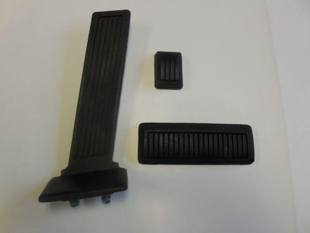 Mopar 66 67 68 69 70 Charger Gas Pedal Pad Set Automatic Shift NEW