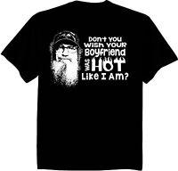 Duck Dynasty T-shirt Clothing Merchandise Gear Duck Commander Shirt