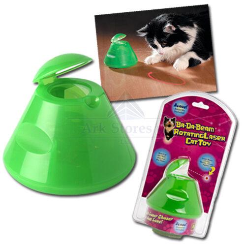 F11 Ba Da Beam Rotating Interactive Moving Laser Lazer Cat Kitten Chase Toy Gift