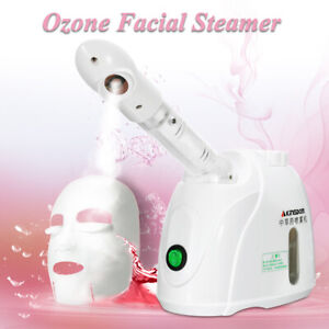 Ozone Facial Face Steamer Deep Cleanser Mist Steam Sprayer Spa Steamer Skin Care