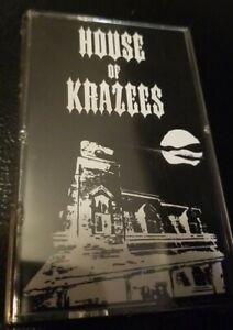 House of Krazees - Homebound Cassette Tape SEALED Split twiztid hok 667 MNE roc