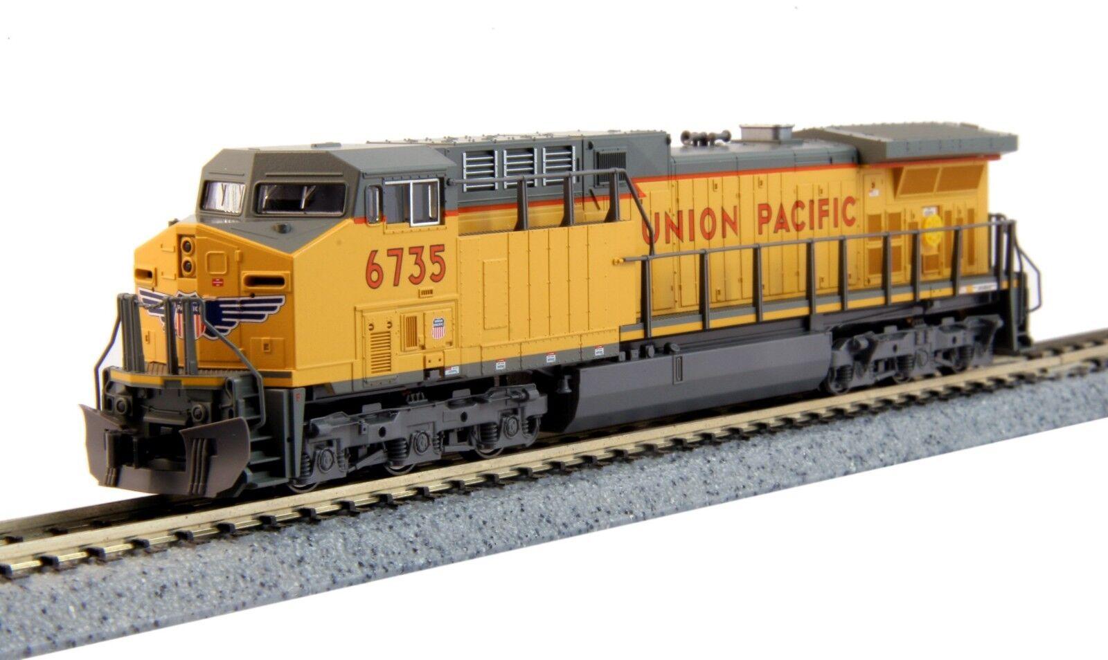 Escala N AC4400CW Loco-Union Pacific Perno de iluminación 6717 - Kato 176-7037