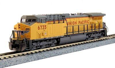 Spur N-Kato Treno GE ac4400cw Union Pacific 176-7038 NUOVO