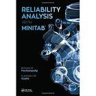 Reliability Analysis with Minitab by Surendra M. Gupta, Kishore Kumar Pochampally (Hardback, 2016)