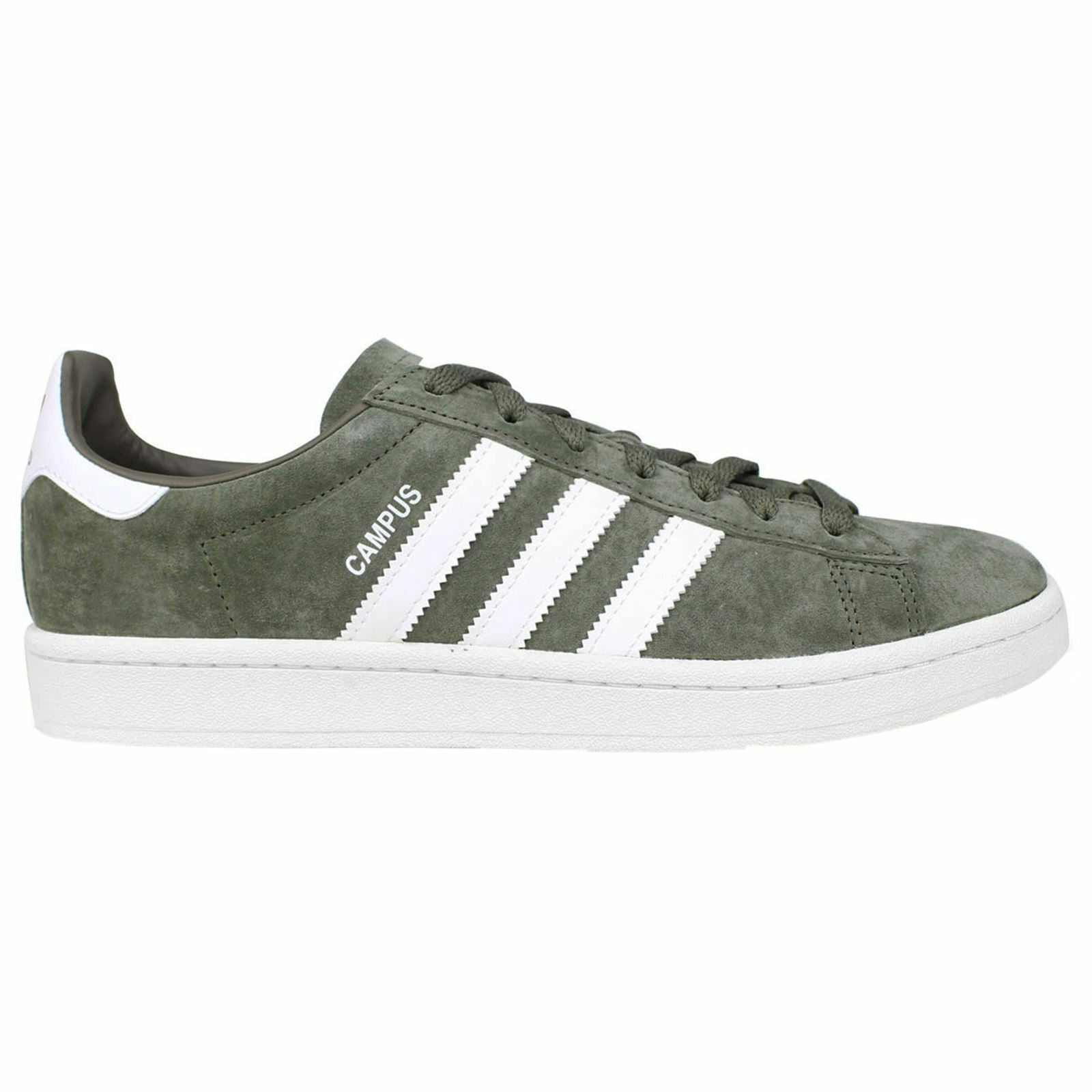 Adidas Campus Branch Footwear White Trainers Mens Suede Low-top Sneakers Trainers White ae2ac5