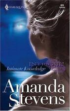 Intimate Knowledge By: Stevens, Amanda