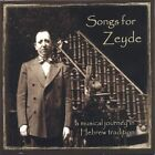 Musical Journey in Hebrew Tradition 0837101093934 by Songs for Zeyde CD