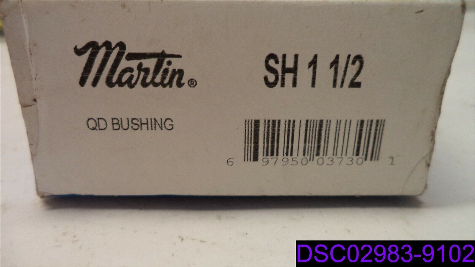 1.81 Bore Martin SD 1 13//16 Quick Disconnect Bushing Ductile Iron 2.187 OD 1.81 Length Inch