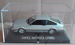 DIE-CAST-034-OPEL-MONZA-1980-034-SCALA-1-43
