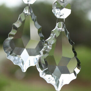 10-HOT-Elegant-A-Grade-Clear-Crystal-Chandelier-Lamp-Light-Pendant-Beads