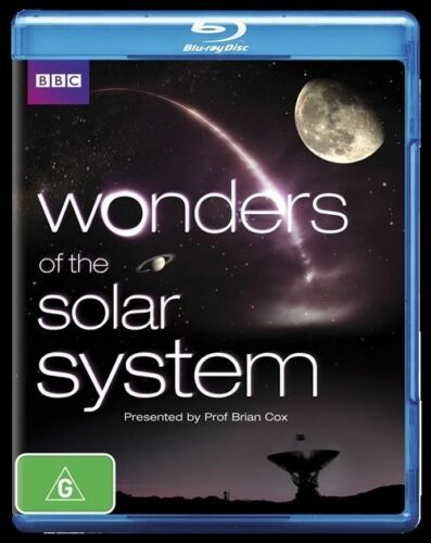 1 of 1 - Wonders Of The Solar System (Blu-ray, 2011, 2-Disc Set)