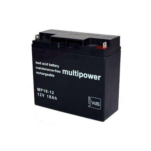 12V 18Ah Akku AGM für Waeco CoolFreeze CF-32UP Kompressorkühlbox Accu Batterie