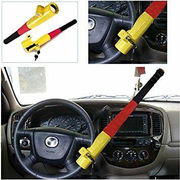 Car Steering Wheel Lock Secuirty Anti Thieft  SUZUKI Jimny